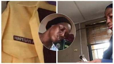 Man films LASTMA officials counting N250,000 extorted from him & others