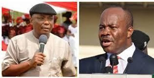 How Akpabio Forced NDDC to Release False Allegation Against Nwaoboshi