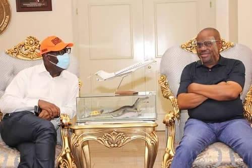 Edo 2020: Oshiomhole lacks credibility to disqualify Obaseki – Wike
