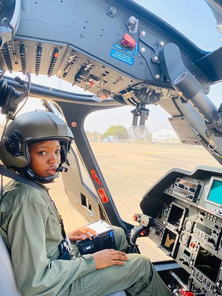 I spoke with Arotile few hours before her death, says father of female pilot