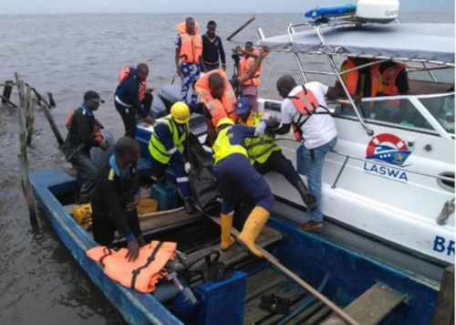 Lagos boat mishap: Death toll rises to 5, rescue operation ongoing
