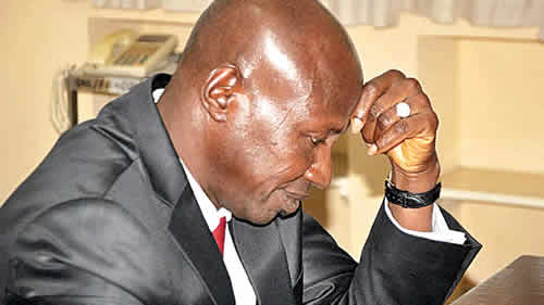 Magu detained overnight as questioning enters second day