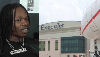 JUST IN: FG lifts ban on Executive Jets, airline that flew Naira Marley to Abuja