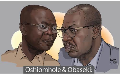 Real reasons Oshiomhole is angry with Obaseki –Edo