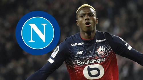 Napoli confirm Victor Osimhen long-term deal