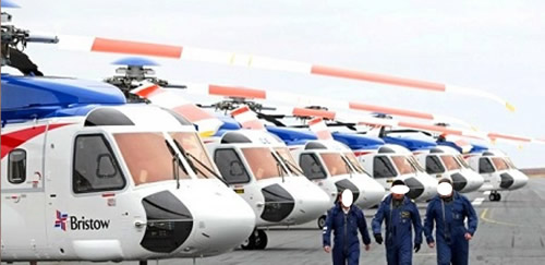 JUST IN: Bristow Helicopters sacks 100 pilots, engineers