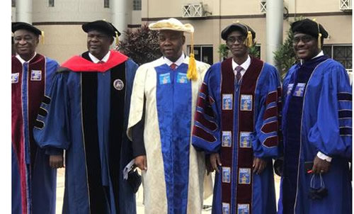 Ecobank CEO, Akinwuntan charges graduands on digital, uncommon integrity and excellence to compete in the new world order