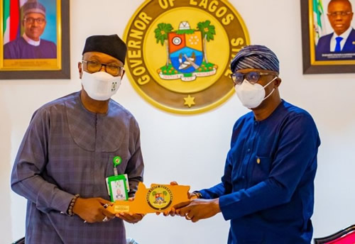 Lagos'll collaborate with NEPZA, says Sanwo-Olu