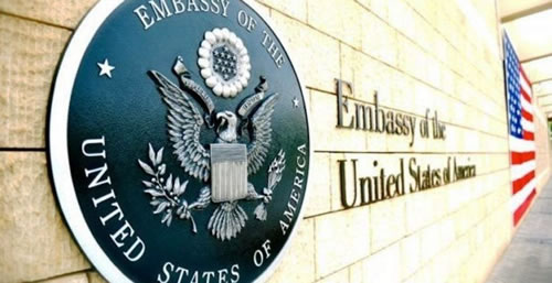 EDO 2020: U.S. expresses worry over security forces' interference in political matters