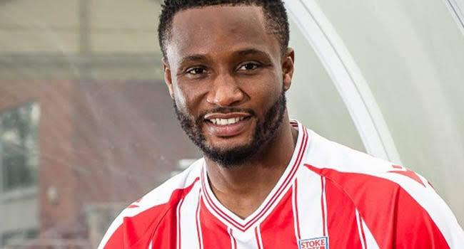 Mikel Obi joins stoke city