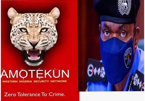 Neighbourhood Watch, Amotekun, Community Police and Nigeria's complex security network