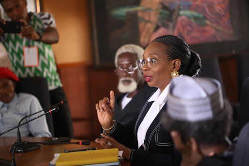 FirstBank's Ibukun Awosika Makes Movie Debut In Kunle Afolayan's 'Citation'