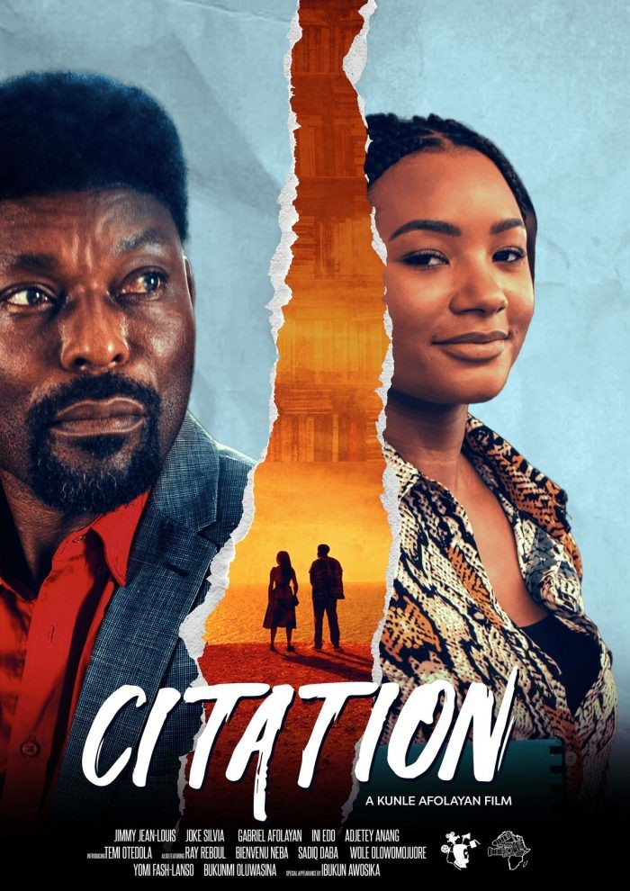 Watch trailer for Kunle Afolayan's 'Citation' movie