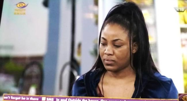 Erica disqualified from BBNaija 2020