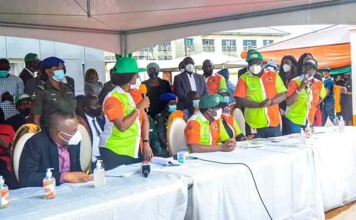 Sanwo-Olu Launches LAWMA Academy