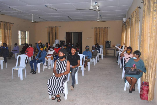 JUST IN: Osun Receives 15 Trafficked Girls from Lebanon