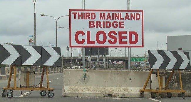 FG to shut down Third Mainland bridge from Friday
