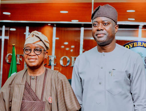 LAUTECH: Thank you for playing the role of a statesman, Makinde lauds Oyetola