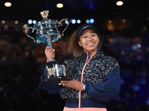 Osaka wins second Australian Open, fourth Grand Slam