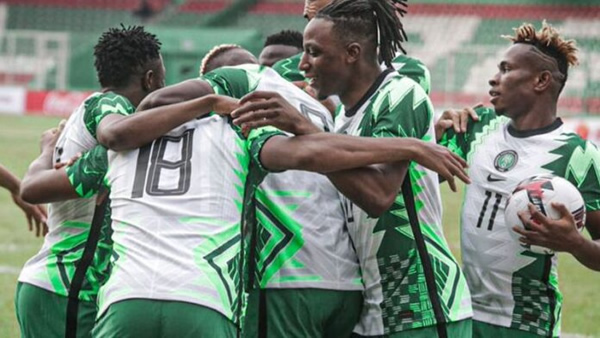 AFCON qualifiers: Eagles lands in Cameroon, beats Benin 1-0 in Port Novo