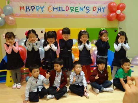 My class on Children's Day.