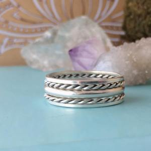 Sterling Silver Original Stack Rings