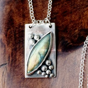 Sterling Silver Electra Necklace