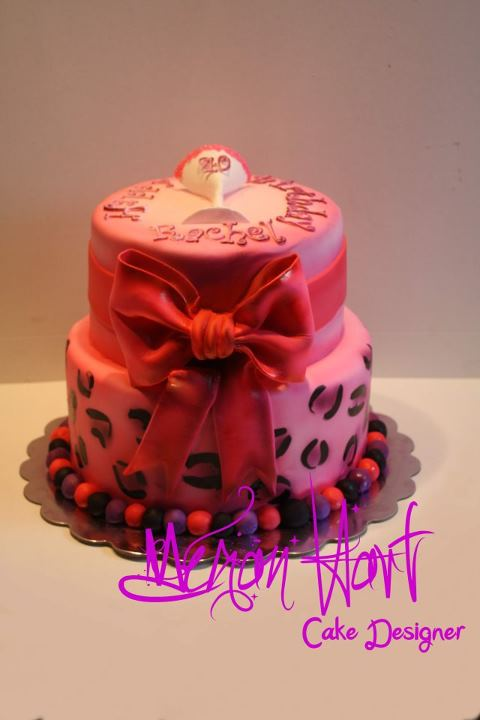 Birthday Cakes Megan Hart Cake Designs