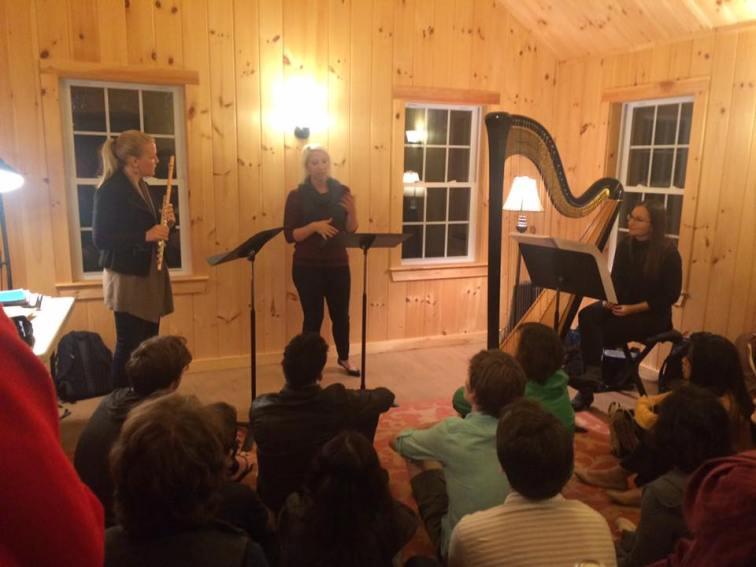 Seen/Heard Trio | Avaloch Farm Music Institute | Megan Ihnen