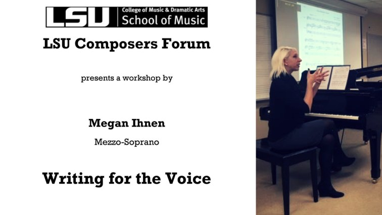Writing for the 21st Century Voice | Megan Ihnen