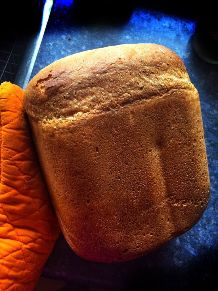 f the easy vegan basic bread straight from the bread machine