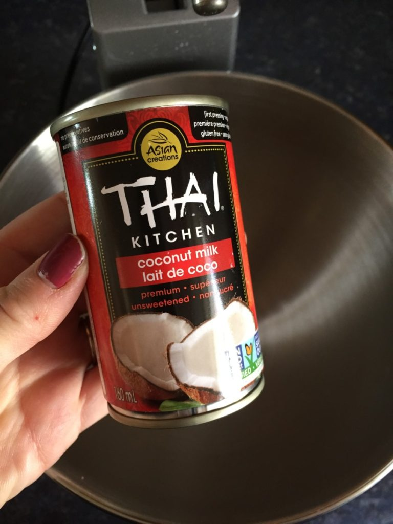 Thai Kitchen Coconut Milk used to make the ultimate vegan brownie recipe.