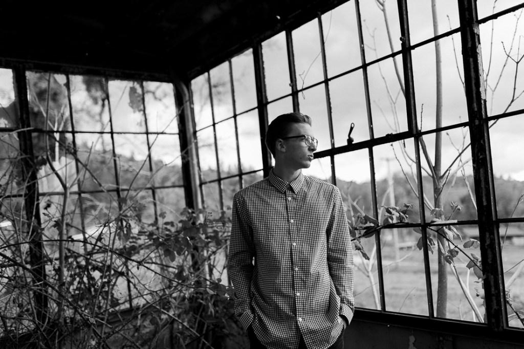 Senior portrait photography in based in Laramie Wyoming