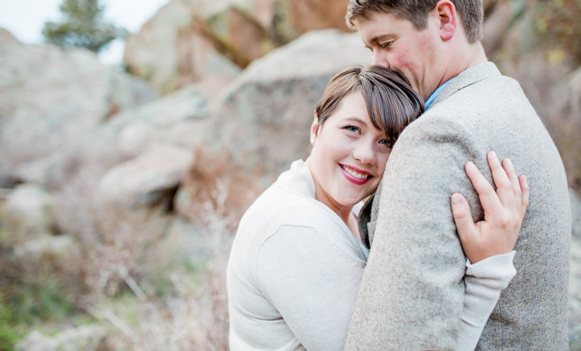 Curt Gowdy State Park in Cheyenne, Wyoming Couples Photography Session