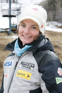 U.S. Ski Team Head Shot