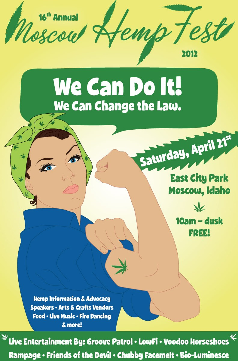 Hemp Fest 2011: We Can Do It!