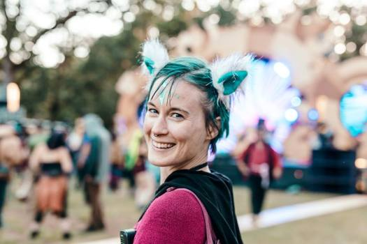 Photo by Alyssa Keys at Enchanted Forest Gathering.