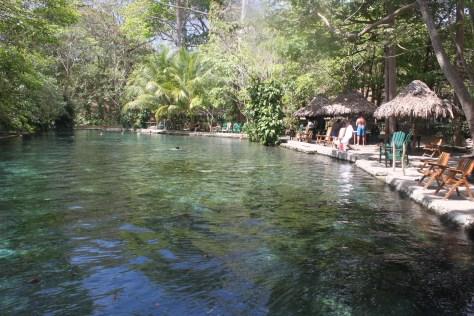 Ojo de Agua, Ometepe, Nicaragua 2014