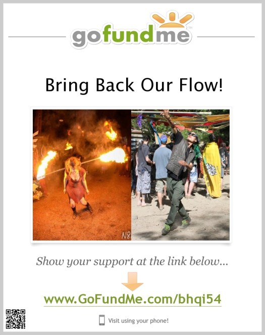 Bring Back Our Flow Campaign