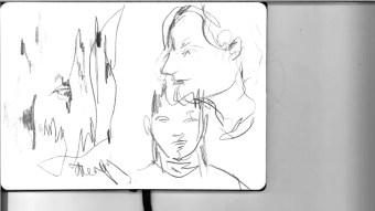 sketchbook paris 2