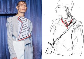 Recent Work | London Fashion Week Men's AW20 | Bianca Saunders