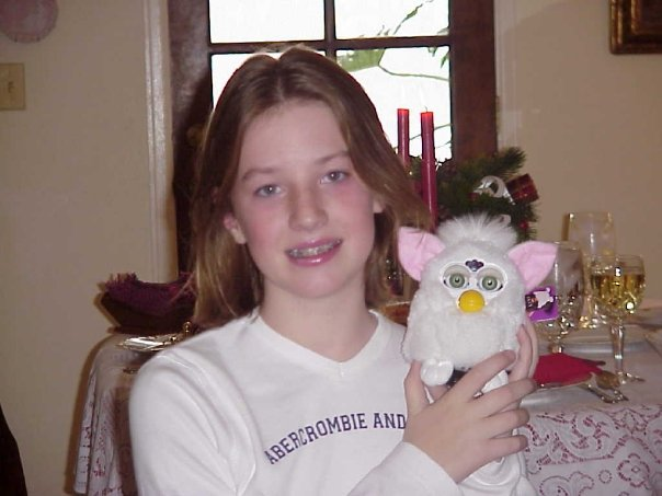 Just another Furby Christmas.