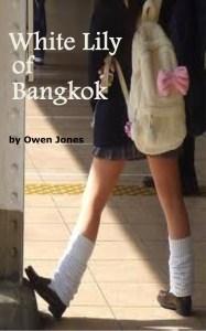 White Lily of Bangkok