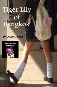 Tiger Lily of Bangkok - a very intriguing book