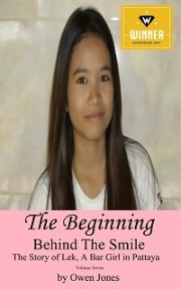 The Beginning - volume 7 in the series Behind The Smile - my NaNoWriMo 2017 entry