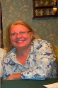 M. K. Graff - author of The Golden Hour