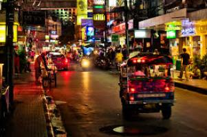 Soi Nana: Bangkok's Red Light District