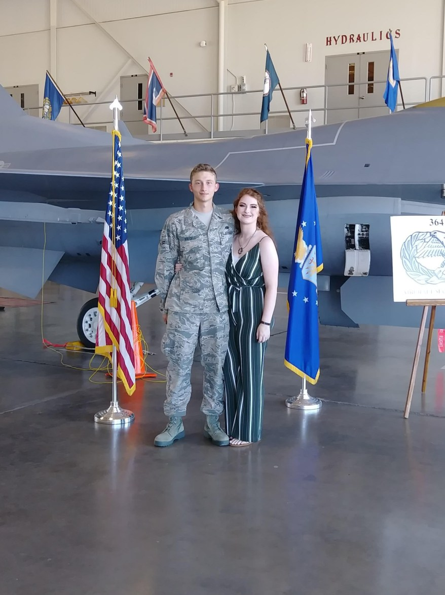 What to Wear to Military Graduations – Megan Voegele