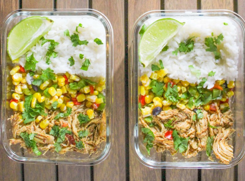 Chipotle Chicken Bowl- Meal Prep