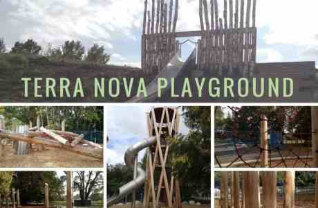 Places to Play: Terra Nova Playground